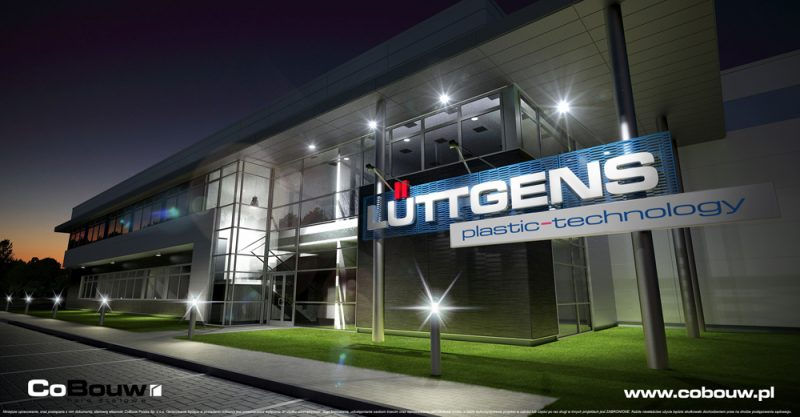 Realization of the investment for LÜTTGENS POLSKA