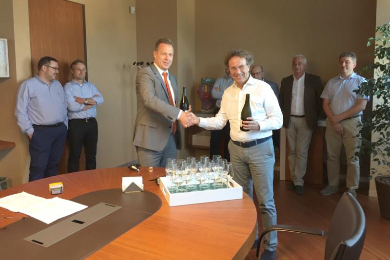 Project for Sirmax Polska Sp. z o.o.