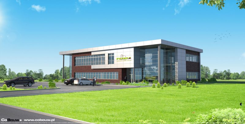 Another construction for Dutch company Futrex