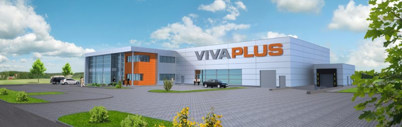 Consctruction for VIVA PLUS