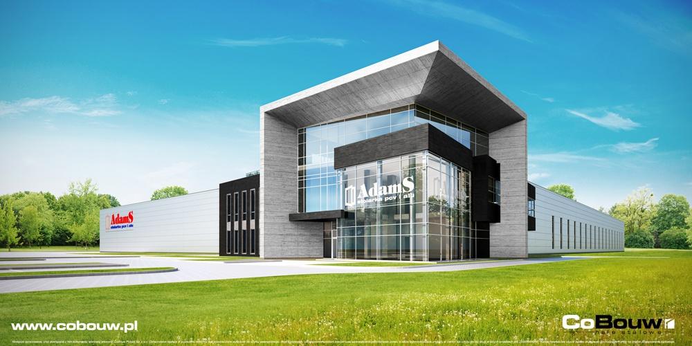Construction for ADAMS HENRYK PĘDZICH Company