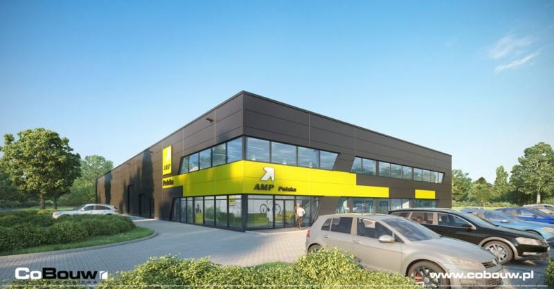 Warehouse for AMP Poland