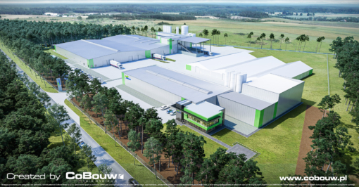 LIEDMANN – 2 investment, mineral fertilizer production plant