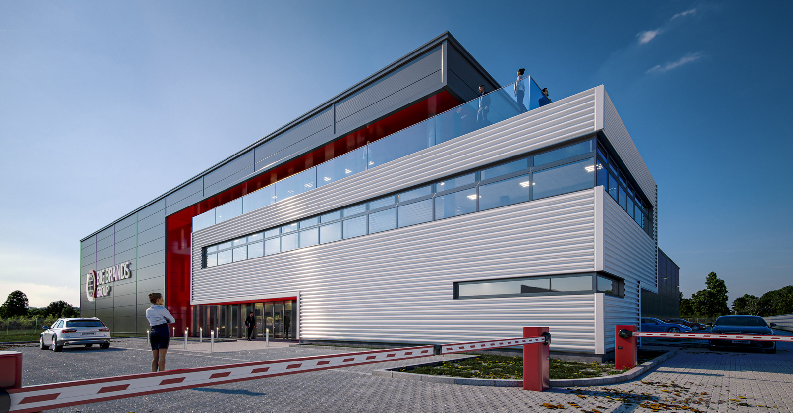Turnkey construction for Big Brands Group