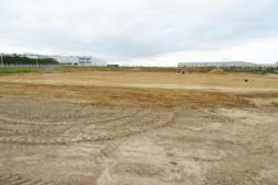 wyrównanie terenu pod budowę hali-hala produkcyjno-magazynowa z budynkiem socjalno-biurowym, Firma Gorbi, Lublin