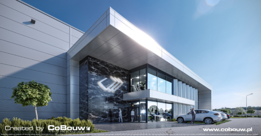 Design and build contract for EGA Group