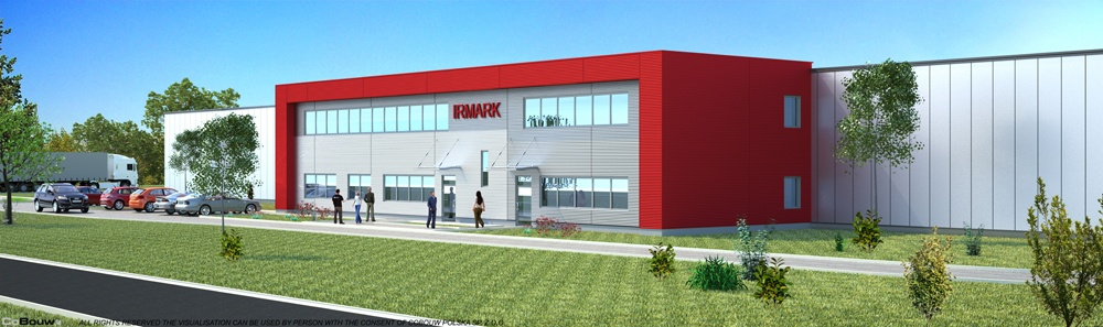 Turnkey building for IRMARK sp.zo.o.