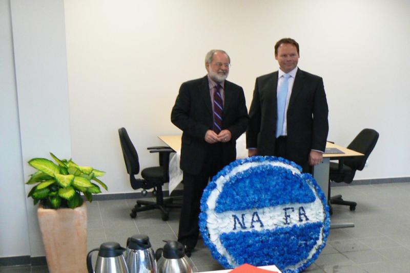 An Official opening NAFA POLSKA sp.zo.o.
