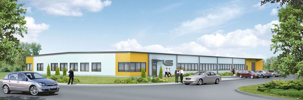 The turn key building for Dutch company JAN sp.zo.o.