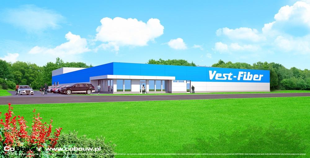 Complex investment for Danish company VEST-FIBER sp.zo.o.