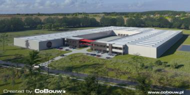 TURENWERKE – stage 2, investment for a door manufacturer
